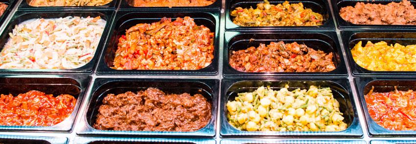 Oosterse maaltijden in Apeldoorn